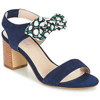 Schoenen Dames Sandalen / Open schoenen André SUPENS Blauw