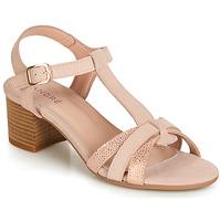 Schoenen Dames Sandalen / Open schoenen André CAROLA Nude
