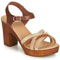 Schoenen Dames Sandalen / Open schoenen André SCYLLA Beige