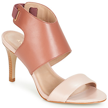 Schoenen Dames Sandalen / Open schoenen André CASSIOPE Roze