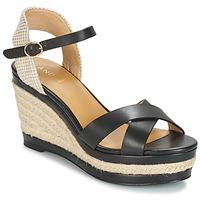 Schoenen Dames Sandalen / Open schoenen André SAND Zwart