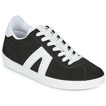 Schoenen Dames Lage sneakers André SPRINTER Zwart