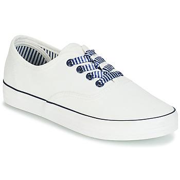 Schoenen Dames Lage sneakers André STEAMER Wit