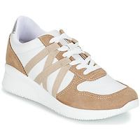 Schoenen Dames Lage sneakers André ALLURE Beige