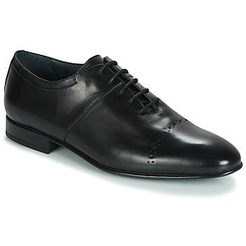 Schoenen Heren Klassiek André REMUS Zwart