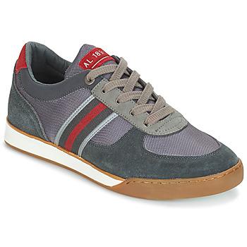 Schoenen Heren Lage sneakers André SPEEDY Grijs