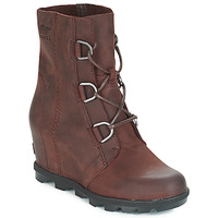 Schoenen Dames Snowboots Sorel JOAN OF ARCTIC WEDGE II Bruin