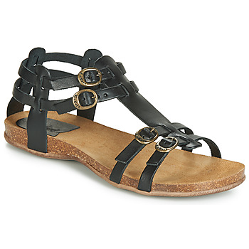 Schoenen Dames Sandalen / Open schoenen Kickers ANA Zwart