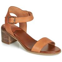Schoenen Dames Sandalen / Open schoenen Kickers VOLOU Camel