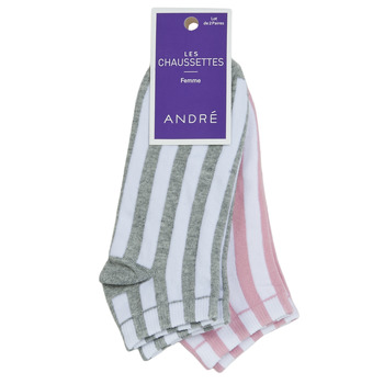 Accessoires Dames Sokken André OLIVIA Multi