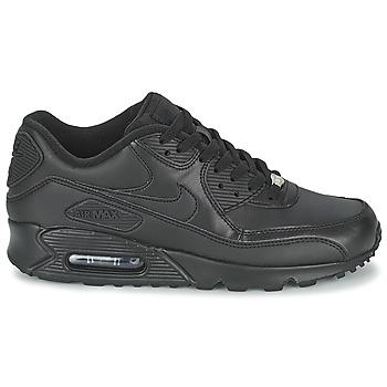 reputable site 7bfd3 6a745 hete verkoop Schoenen Heren Lage sneakers Nike AIR MAX 90 Zwart
