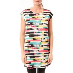 Textiel Dames Korte jurken Little Marcel Robe Romine E15FDRE0209 Blanc Wit