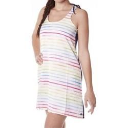 Textiel Dames Jurken Little Marcel Robe Rumali E15FDRE0208 Blanc Wit