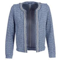 Textiel Dames Jasjes / Blazers Marc O'Polo CARACOLITE Blauw