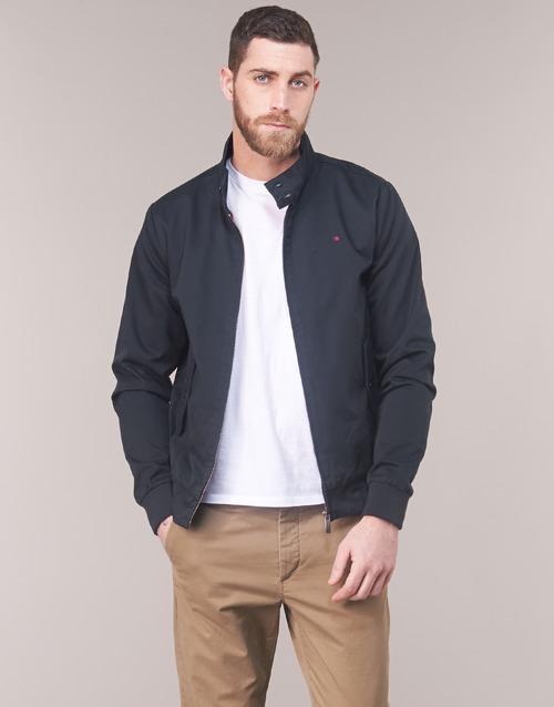 Textiel Heren Wind jackets Teddy Smith SANSON Marine