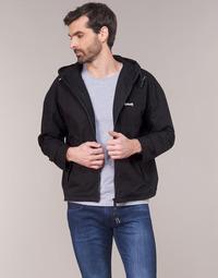 Textiel Heren Wind jackets Schott FLORIDA Zwart