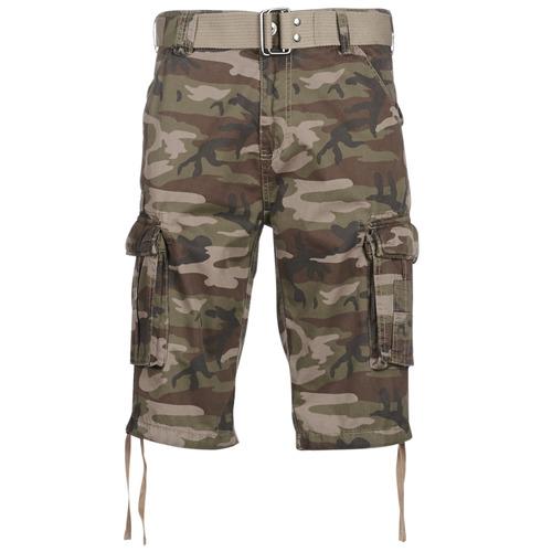 Textiel Heren Korte broeken / Bermuda's Schott TR RANGER Groen