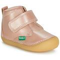 Schoenen Meisjes Laarzen Kickers