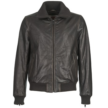 Textiel Heren Leren jas / kunstleren jas Chevignon B-THIAGO Bruin