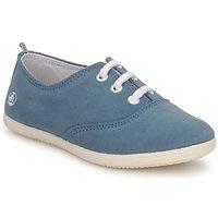 Schoenen Kinderen Lage sneakers Petit Bateau KENJI GIRL Blauw