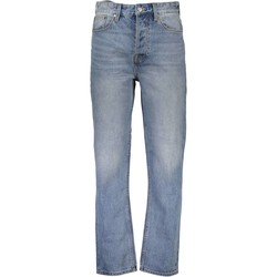 Textiel Heren Straight jeans Guess M73AS1R2IB0 BLUE WRST