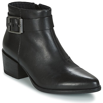 Schoenen Dames Enkellaarzen Vagabond MARJA Zwart