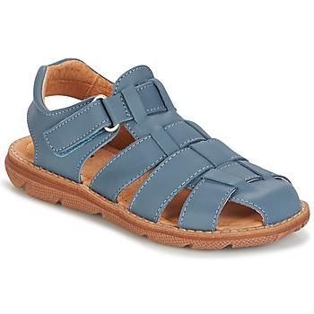 Schoenen Jongens Sandalen / Open schoenen Citrouille et Compagnie GLENO Jeans