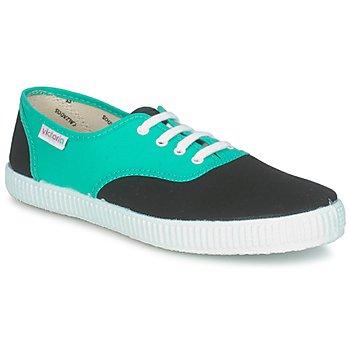 Schoenen Lage sneakers Victoria 6651 Zwart