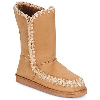 Schoenen Dames Hoge laarzen Les Petites Bombes NATHALIE Camel