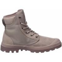Schoenen Dames Hoge sneakers Palladium Pampa Sport Cuff WPN 73234-659-M pink