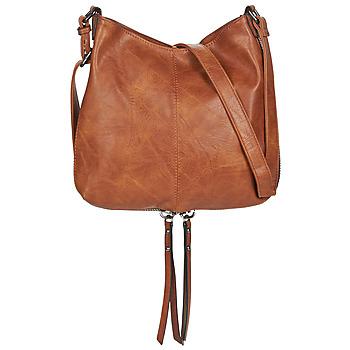 Tassen Dames Handtassen lang hengsel Casual Attitude JITISE Camel