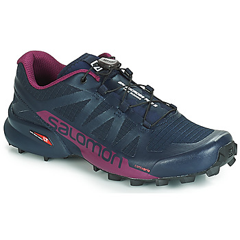 Schoenen Dames Running / trail Salomon SPEEDCROSS PRO 2 Zwart / Violet
