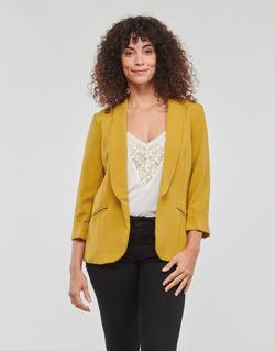 Textiel Dames Jasjes / Blazers Betty London JAYALA Geel