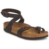 Schoenen Dames Sandalen / Open schoenen Birkenstock YARA PREMIUM Bruin