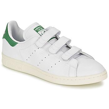 Schoenen Heren Lage sneakers adidas Originals STAN SMITH CF Wit
