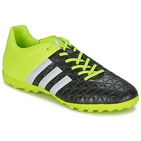 Schoenen Heren Voetbal adidas Performance ACE 15.4 TF Zwart / Geel