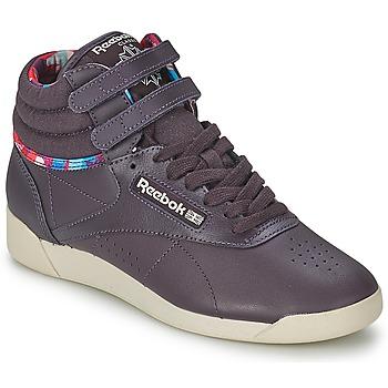 Schoenen Dames Hoge sneakers Reebok Classic F/S HI GEO GRAPHICS Violet