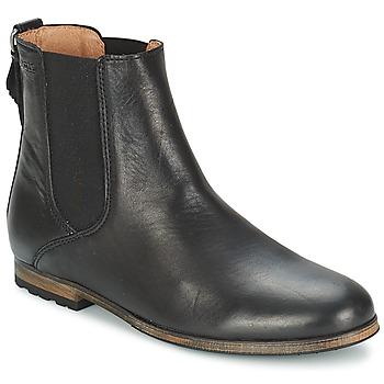 Schoenen Dames Laarzen Aigle MONTAIGU 2 Zwart