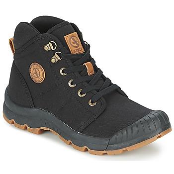 Schoenen Heren Hoge sneakers Aigle TENERE LIGHT Zwart