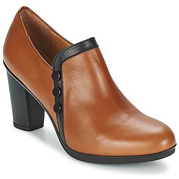 Schoenen Dames Low boots Hispanitas ARLENE Bruin