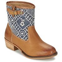 Schoenen Dames Laarzen Roxy CLYDE Bruin