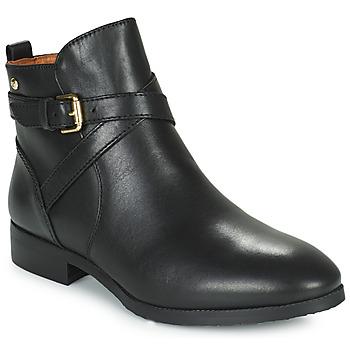 Schoenen Dames Laarzen Pikolinos ROYAL BO Zwart