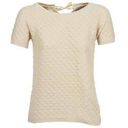 Textiel Dames Truien Betty London CLOU Beige