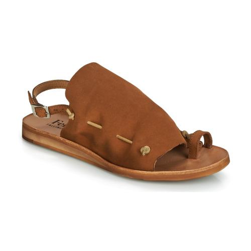 Schoenen Dames Sandalen / Open schoenen Felmini COGNACEJE Cognac