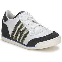 Schoenen Kinderen Lage sneakers Hip ARCHIK Wit / Blauw