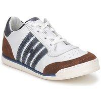 Schoenen Kinderen Lage sneakers Hip ARCHIK Wit / Bruin