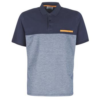 Textiel Heren Polo's korte mouwen Casual Attitude JACOBI Marine / Grijs