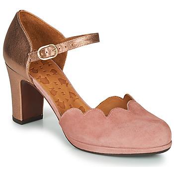Schoenen Dames pumps Chie Mihara SELA Roze