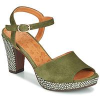 Schoenen Dames Sandalen / Open schoenen Chie Mihara ERICK Groen