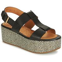 Schoenen Dames Sandalen / Open schoenen Chie Mihara OLIVIA Zwart